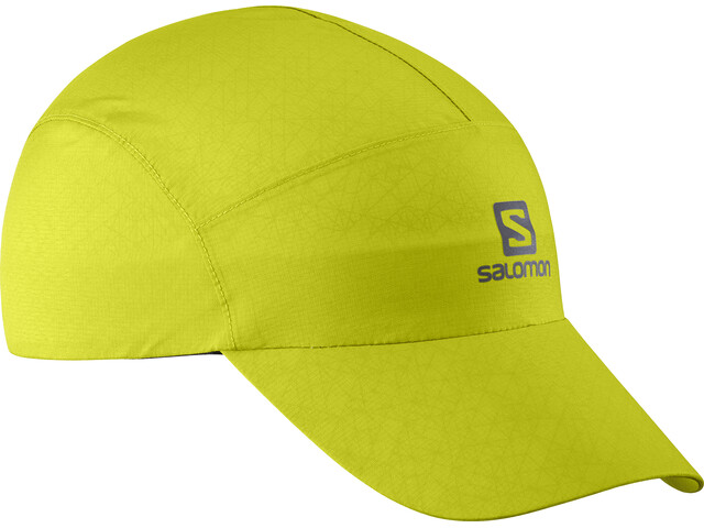 Salomon Waterproof Cap citronell